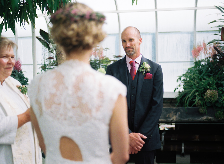 seattle volunteer park conservatory intimate wedding.jpg