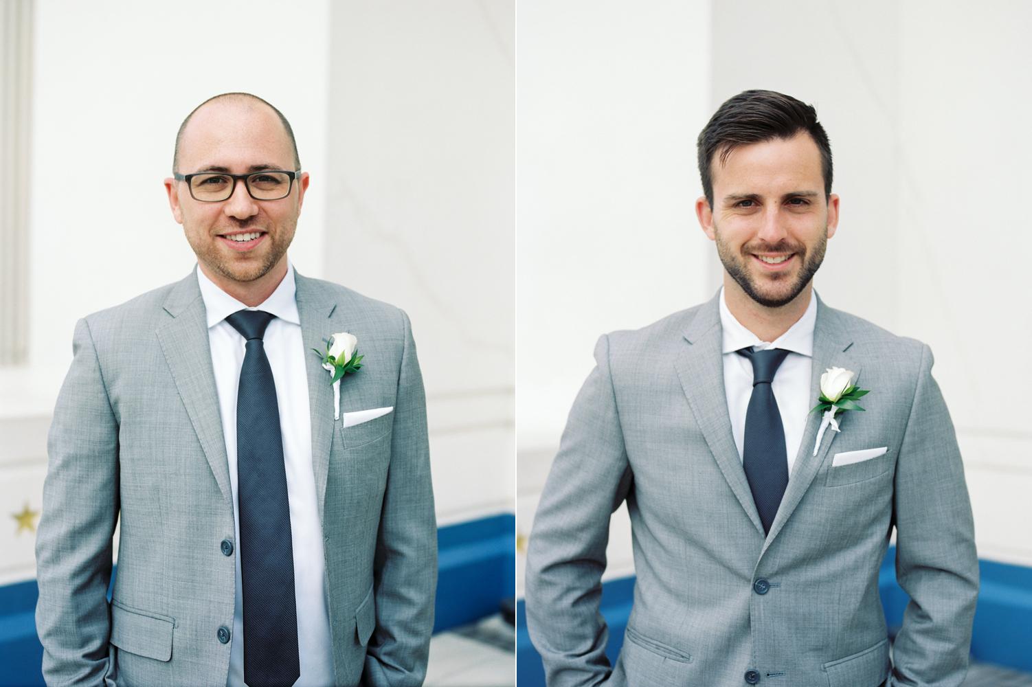 seattle museum of history and industry wedding groomsmen.jpg