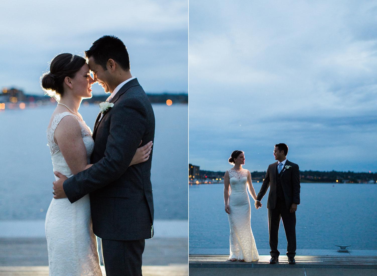 seattle blue hour wedding portrait photography.jpg
