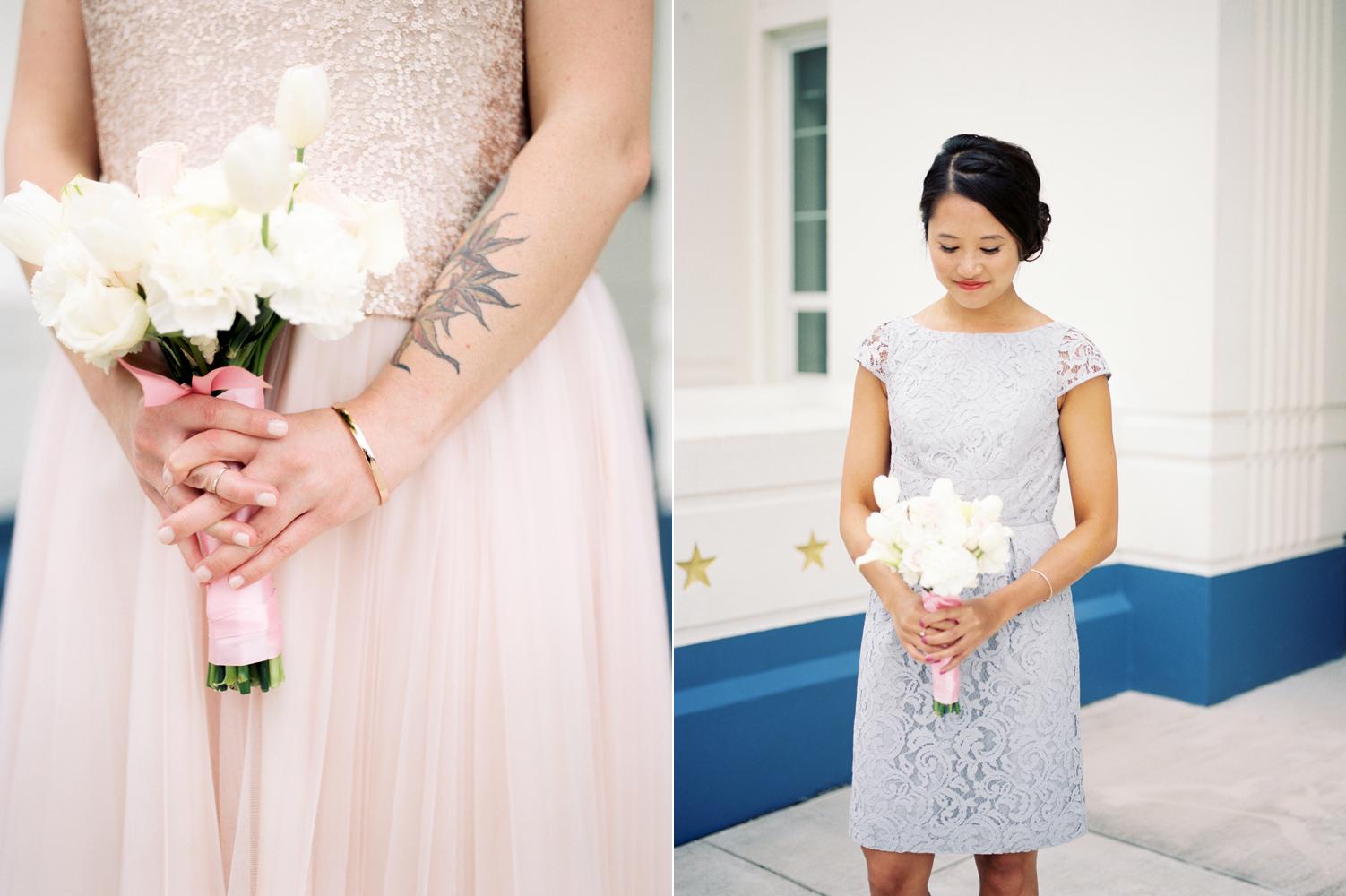 seattle bridesmaid style pastel dresses wedding photography.jpg