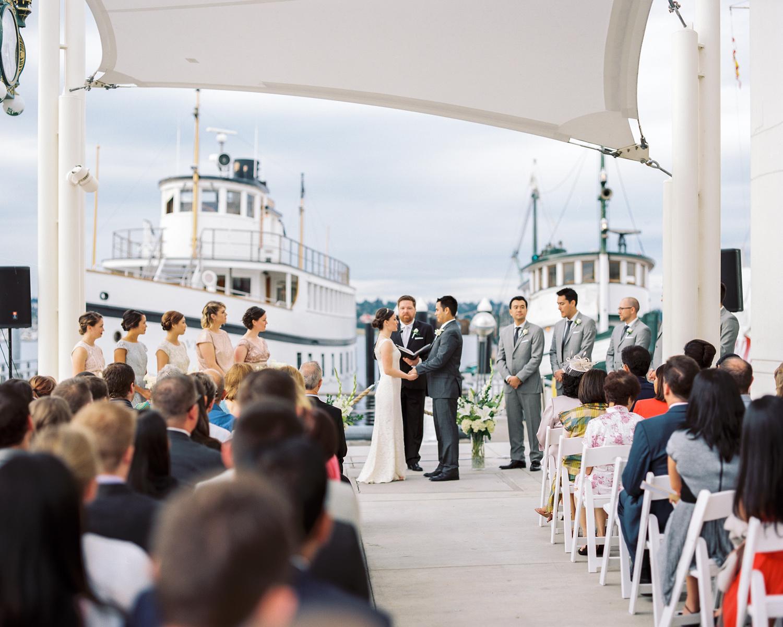 seattle outdoor wedding mohai wedding ceremony seattle wedding photography.jpg