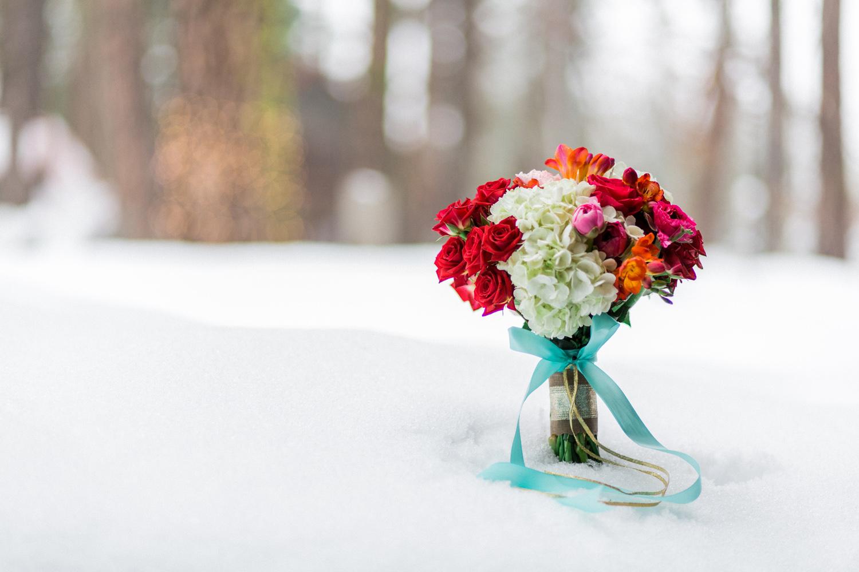 Sleeping Lady Resort Wedding Winter Flower Bouquet.jpg