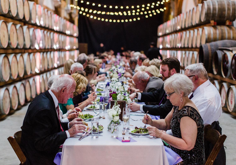 Westland Distillery Wedding Reception Farm Table.jpg