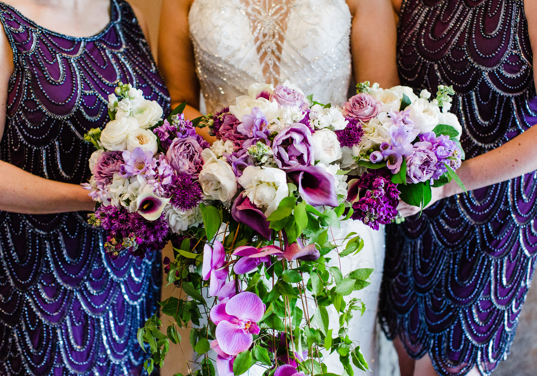 seattle bridesmaids columbia city bouquet photographer.jpg
