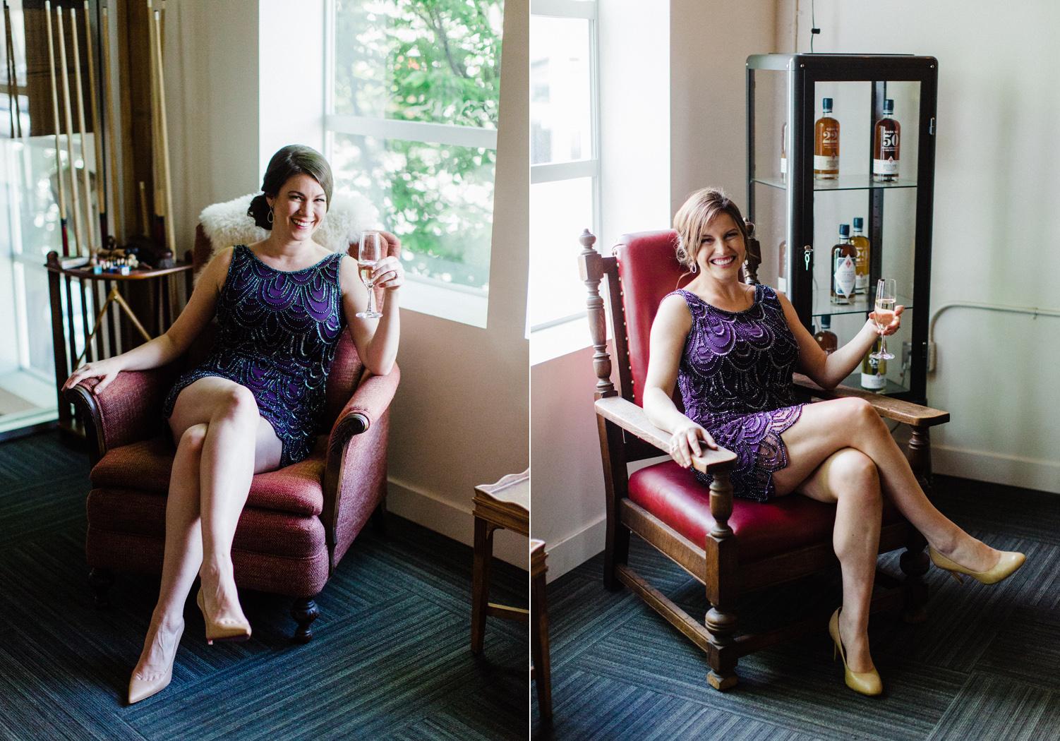 Purple Bridesmaid Dresses Seattle Wedding Photography.jpg