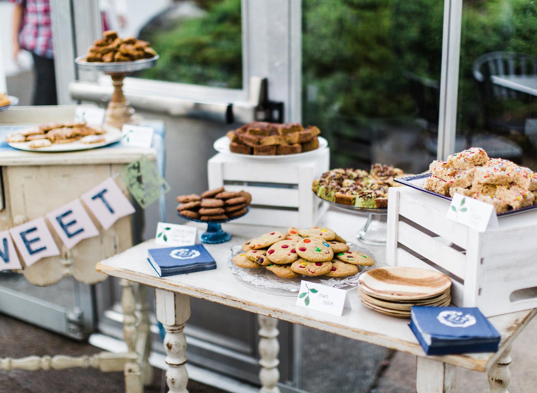center for urban horticulture wedding dessert table.jpg