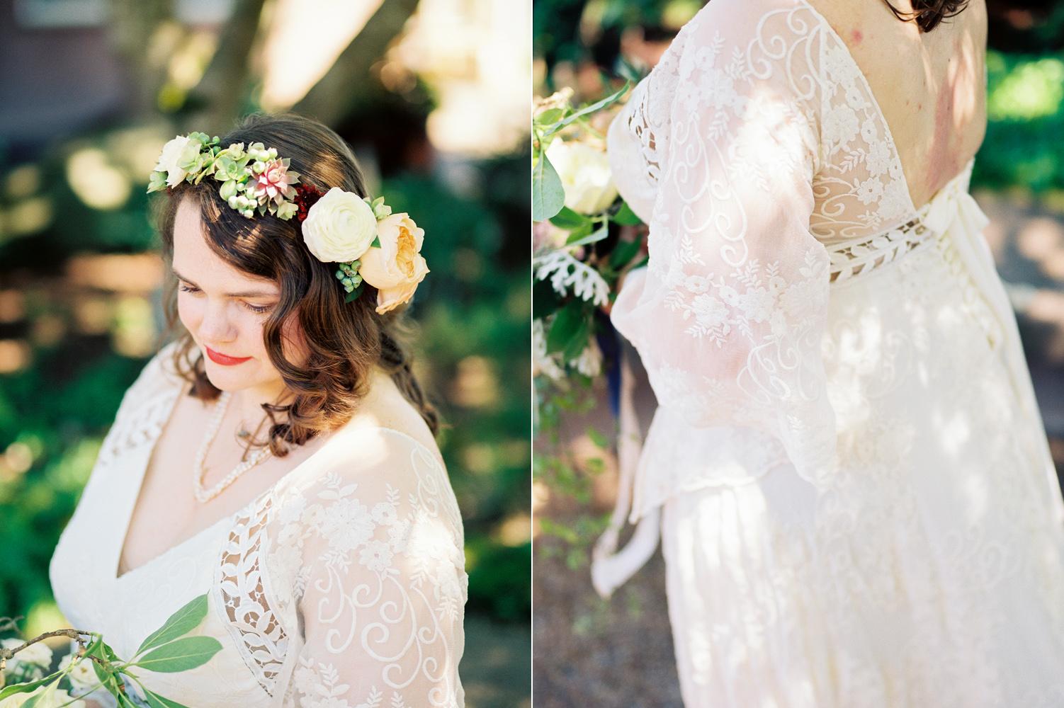 smashing petals floral crown rue de seine wedding dress.jpg