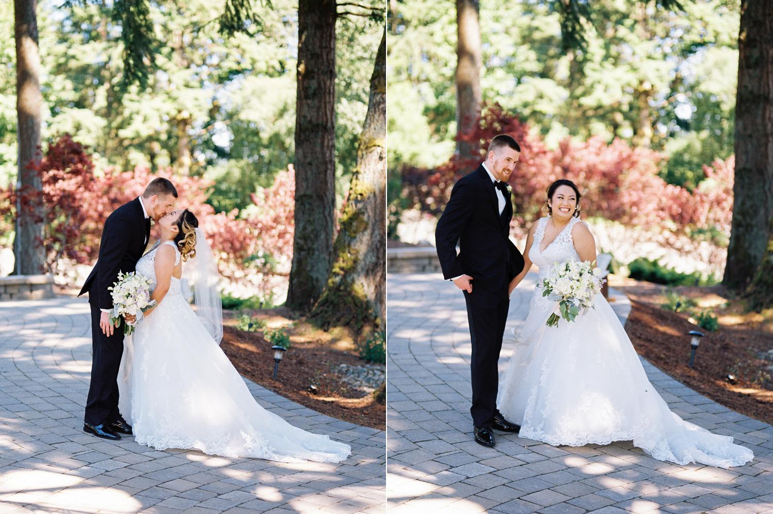 formal bride and groom at the empress estates washington wedding.jpg