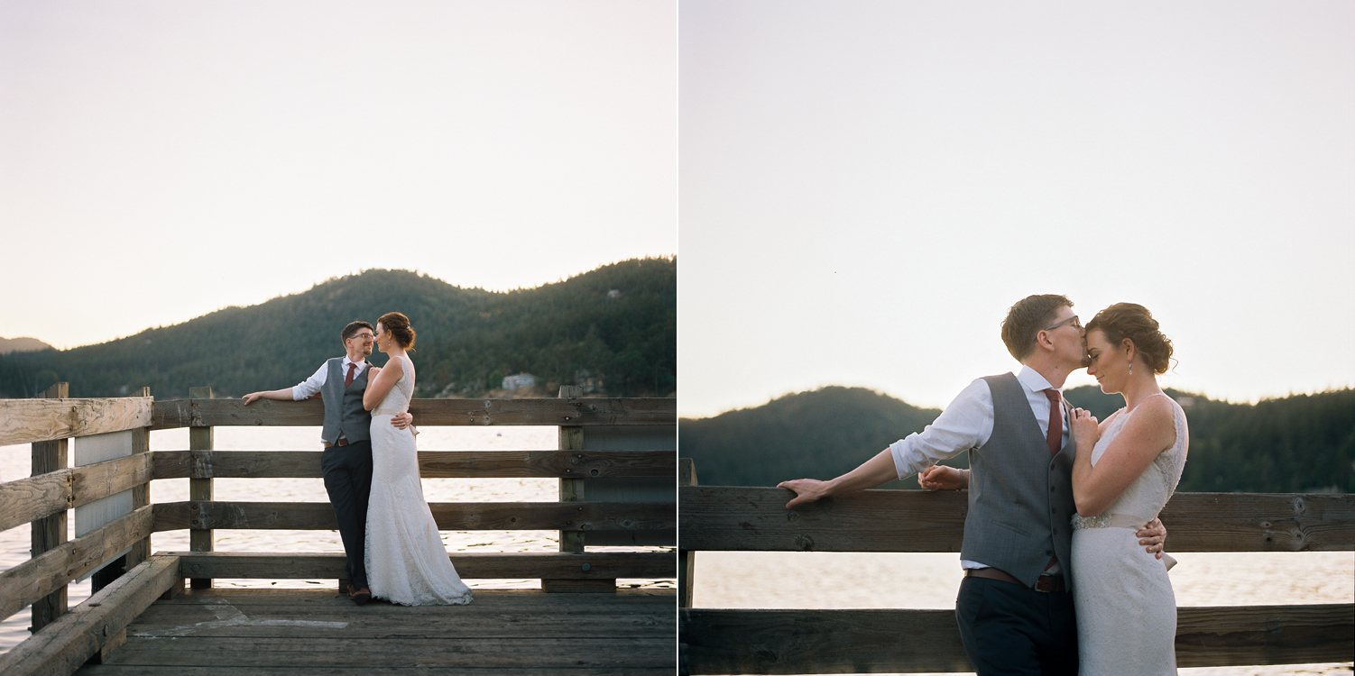 orcas island bride and groom at sunset.jpg
