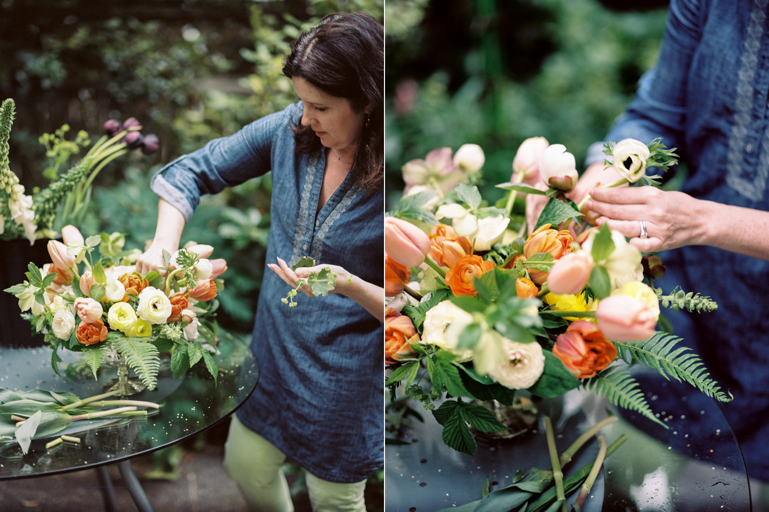 seattle florist with yellow and orange flowers.jpg