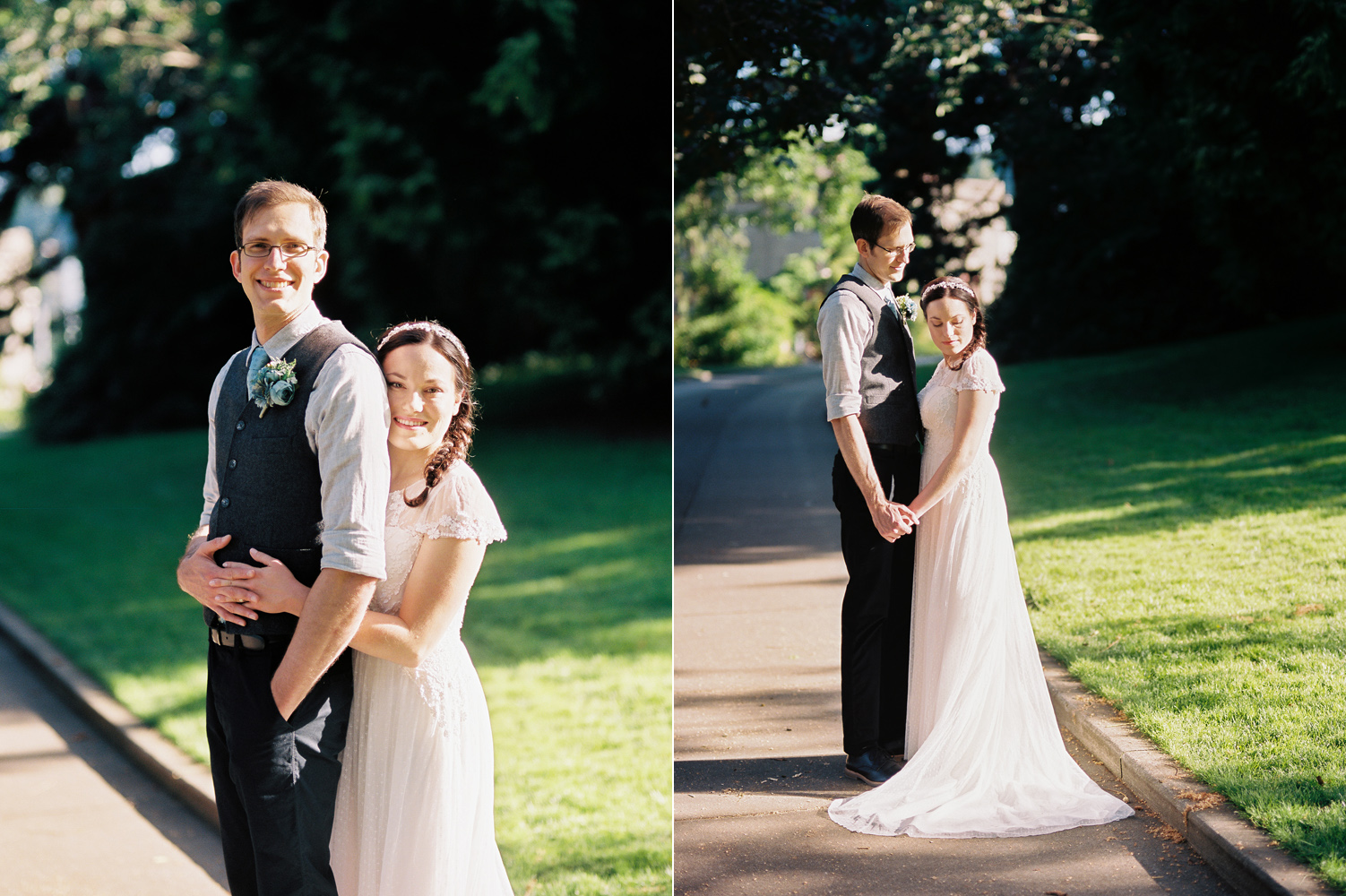 Ballard Locks Seattle Wedding Photography