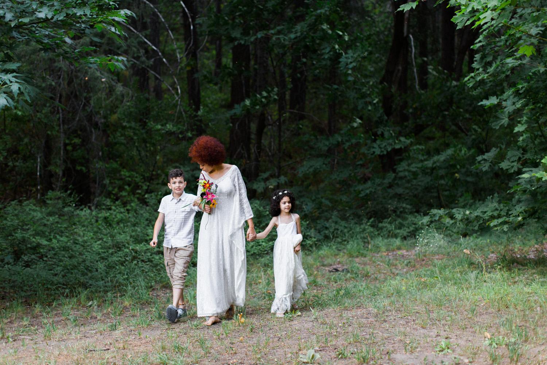 diy leavenworth washington campground wedding ceremony photography.jpg