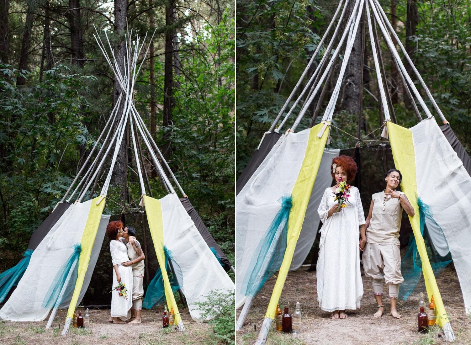 Leavenworth campground same sex elopement photography.jpg