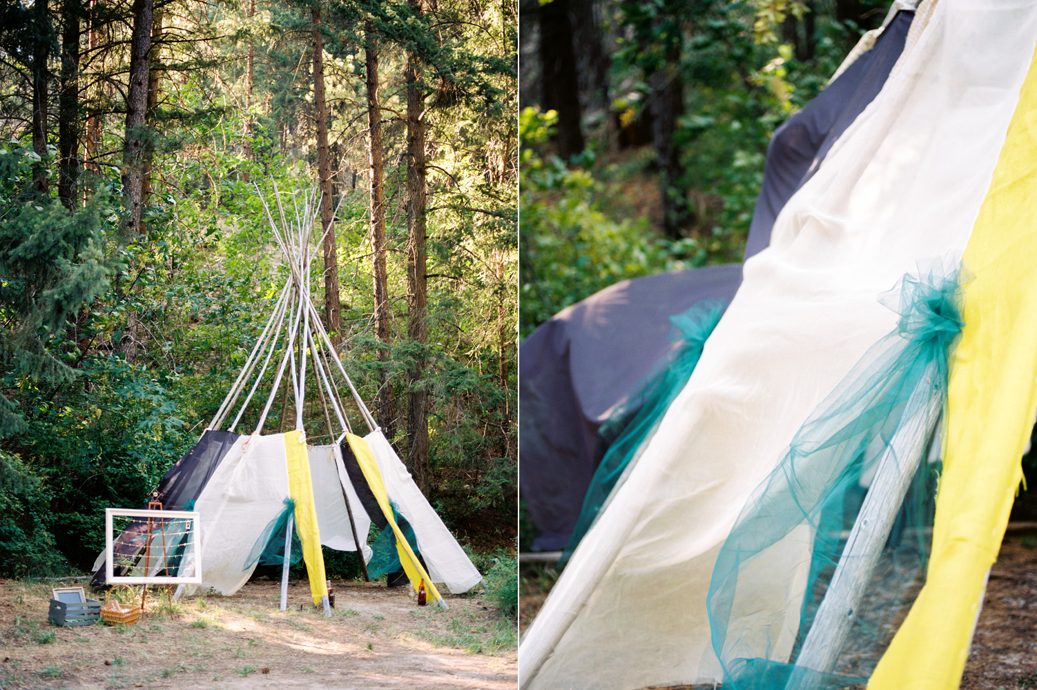 leavenworth campground wedding teepee decorations.jpg