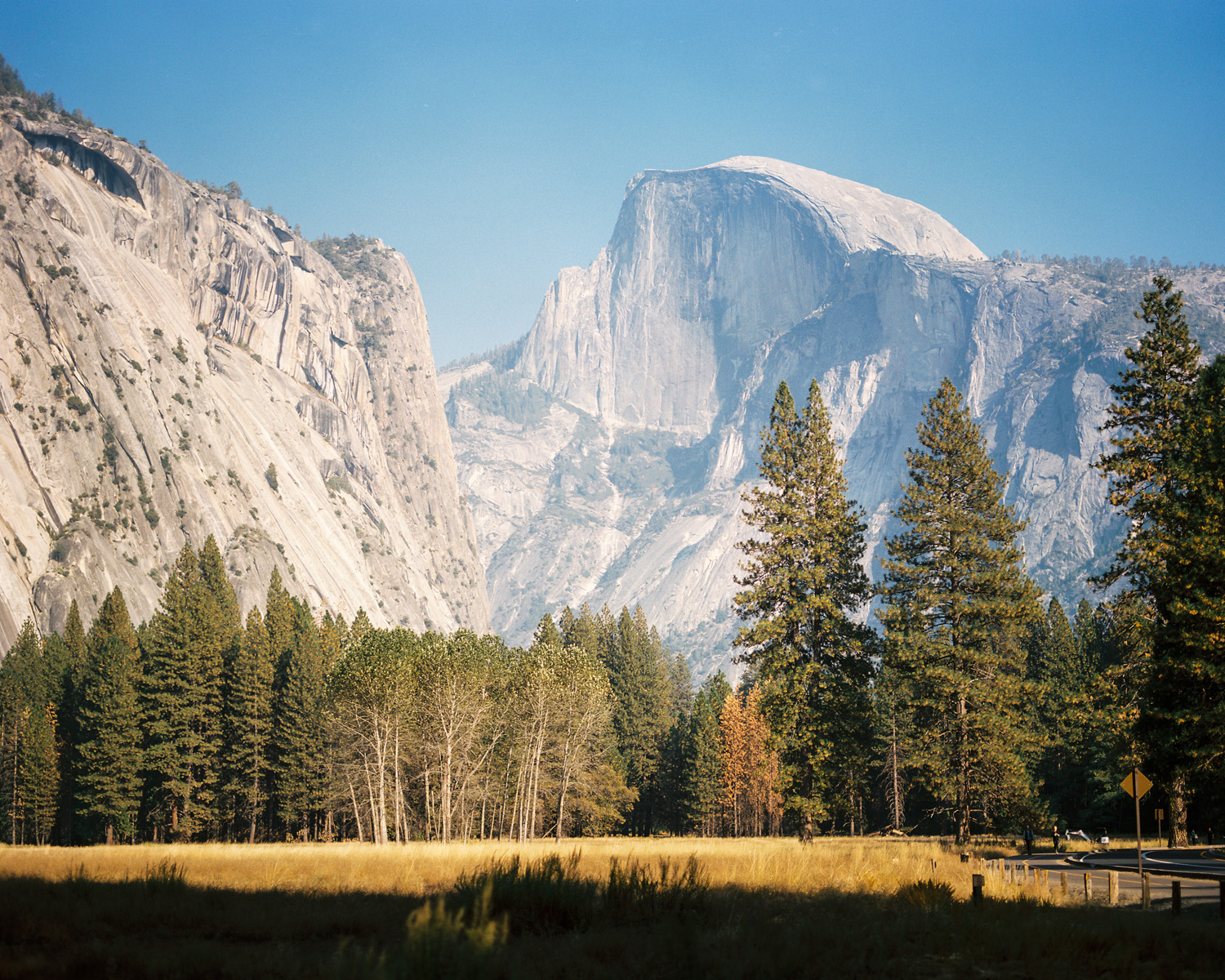 yosemite national park half dome peak on film.jpg