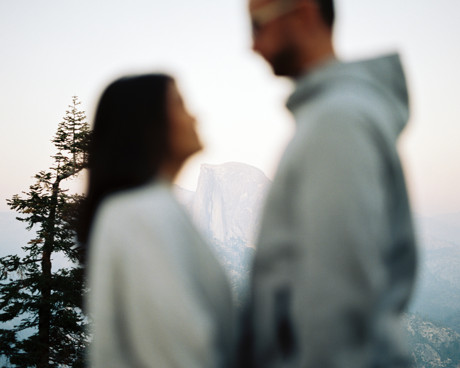 yosemite engagement photography with half dome.jpg