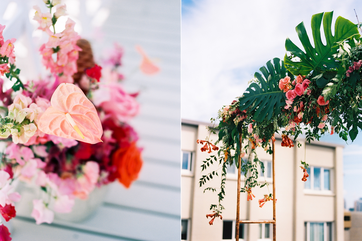Seattle Tropical Wedding Photography Bowman Design Flowers.jpg