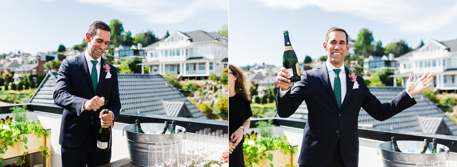 Seattle Queen Anne Rooftop Wedding Photography.jpg