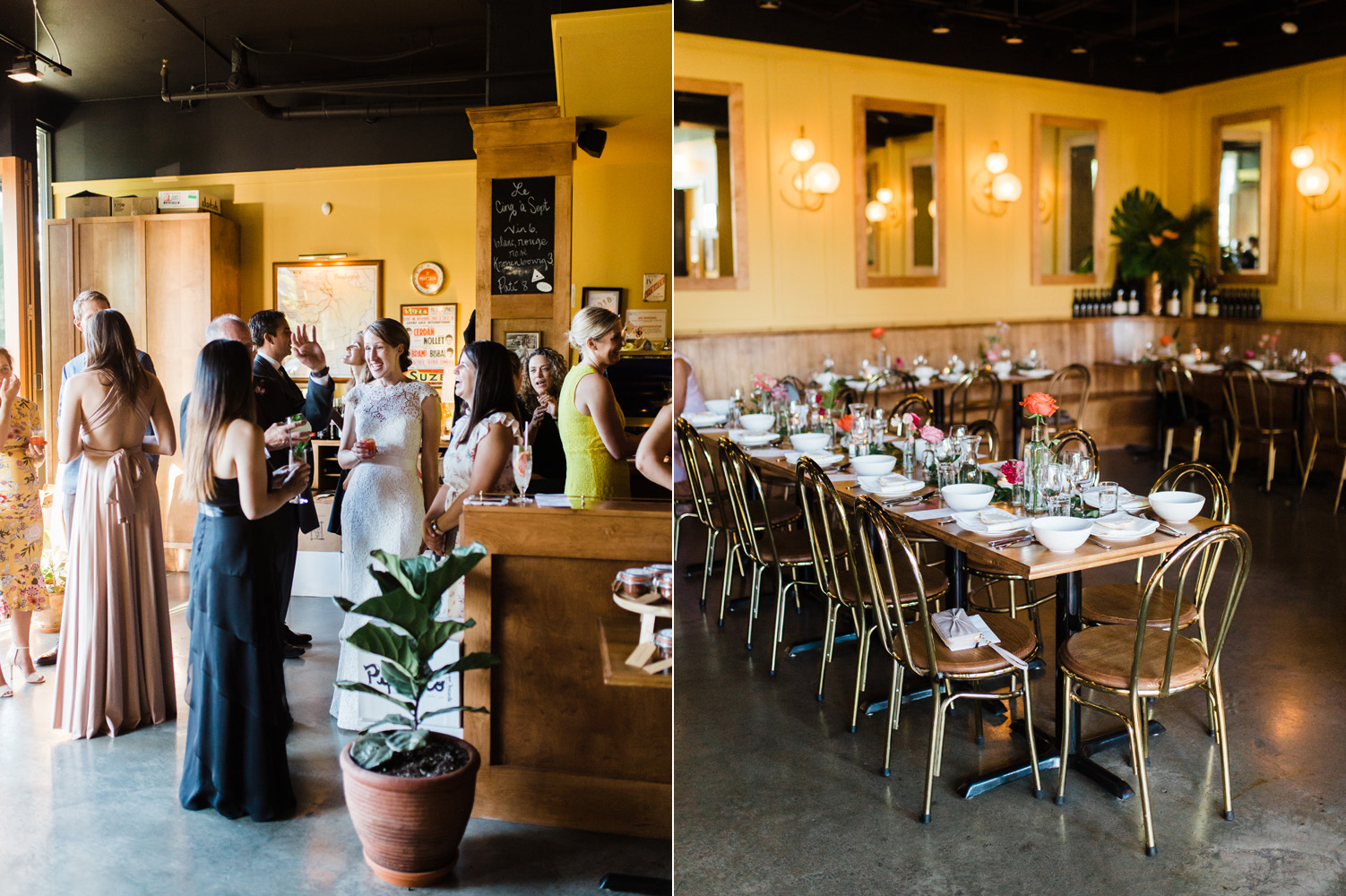Seattle L'oursin Restaurant Private Event Wedding Reception.jpg
