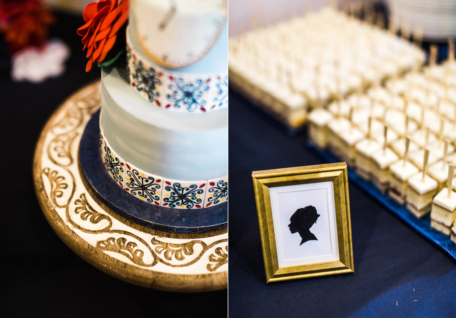 Wedding Photography Seattle Custom wedding cake.jpg