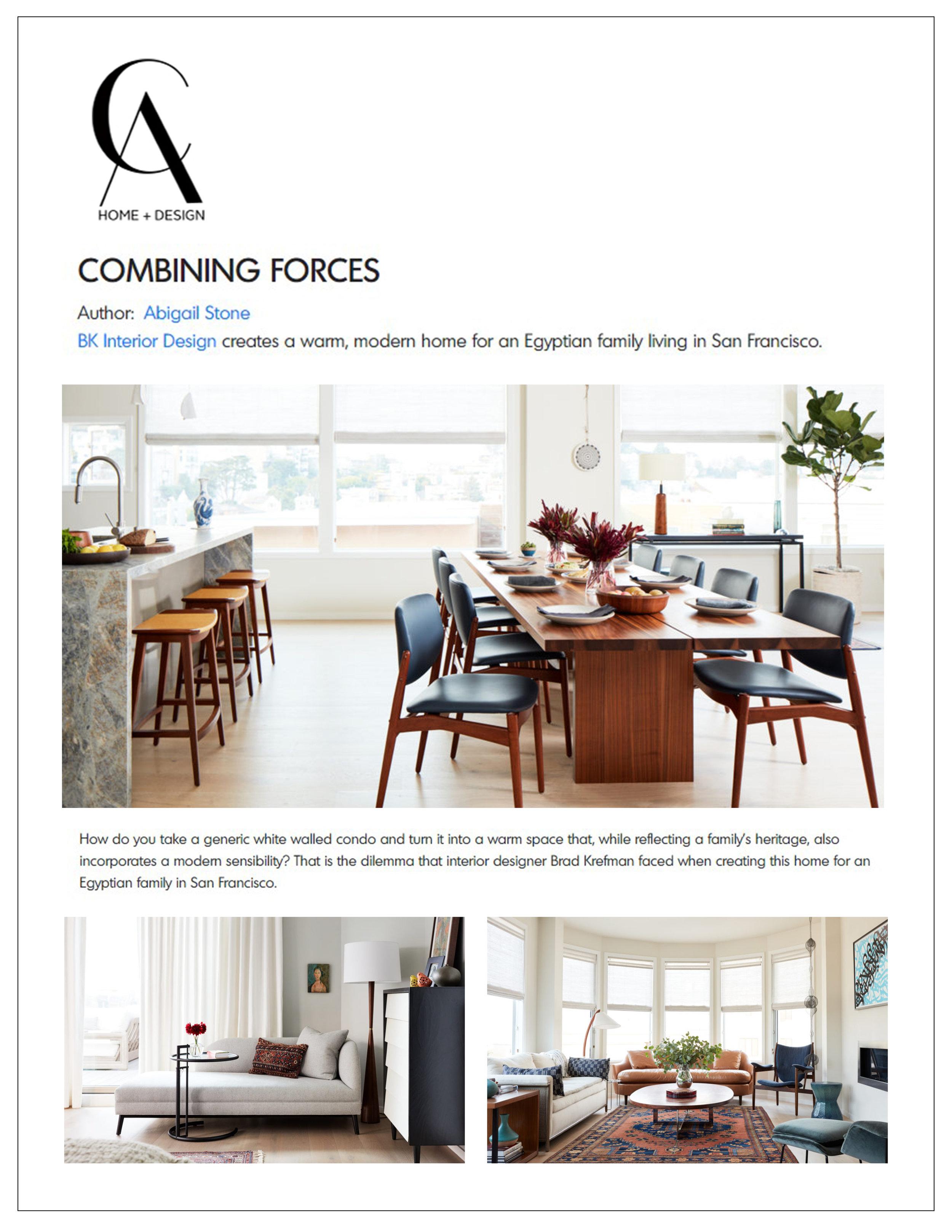 CA Home + Design