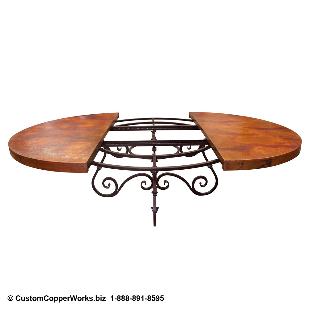 114f-round-copper-extension-table-top-forged-iron-table-base.jpg
