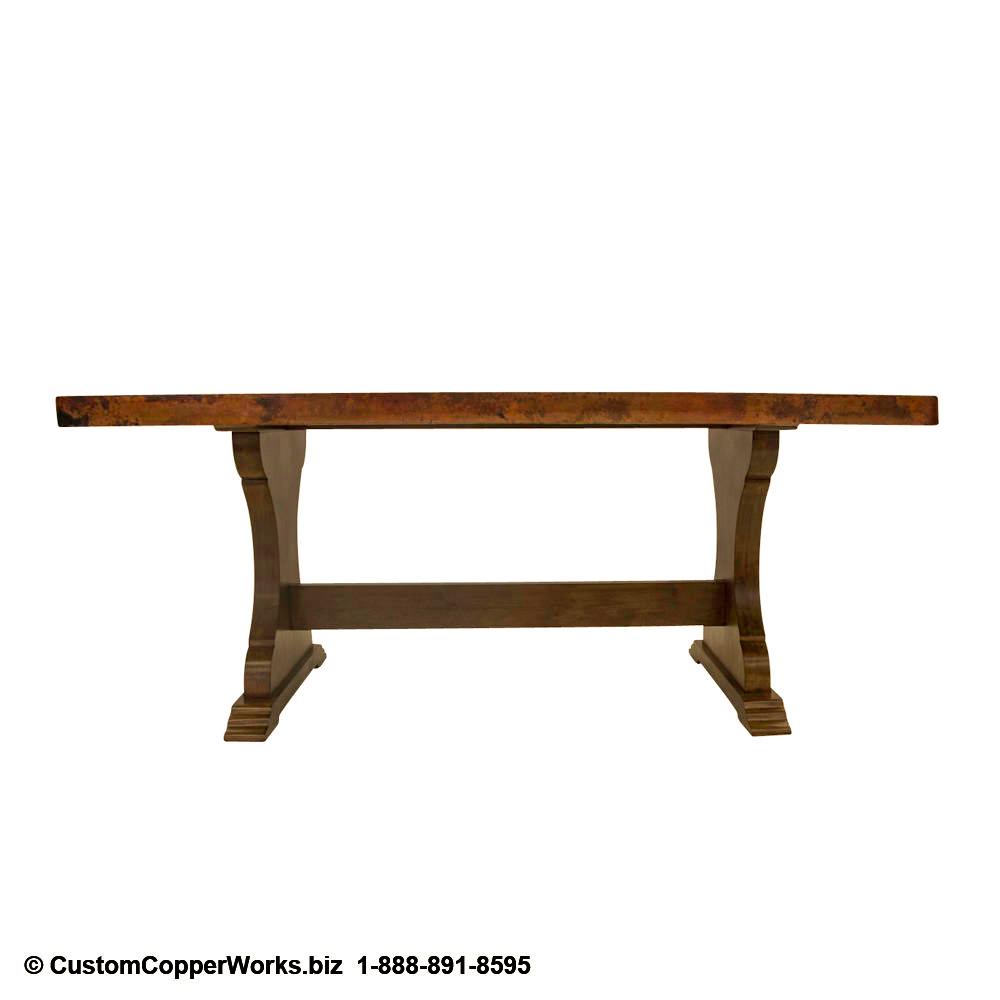 106b-Sayulita-rectangle-copper-table-top-wood-pedestal-table-base-2.jpg
