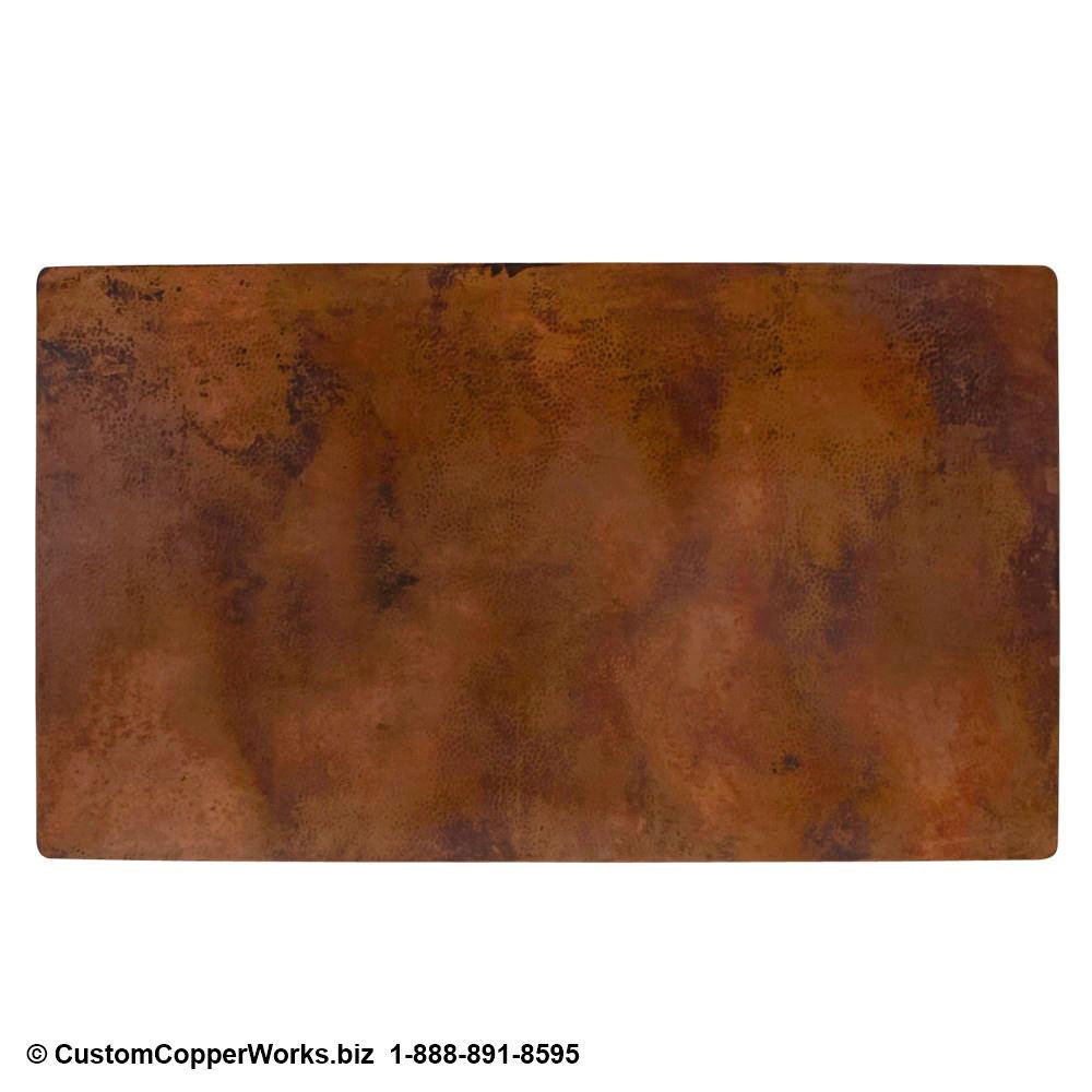 106g-Sayulita-rectangle-copper-table-top-wood-pedestal-table-base-1.jpg