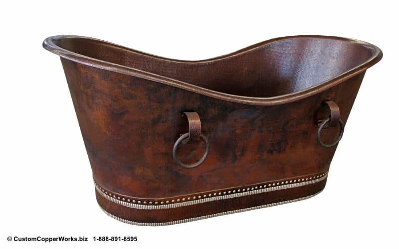 78b-Tolantongo-2-hand-hammered-copper-double-slipper-tub-1.jpg
