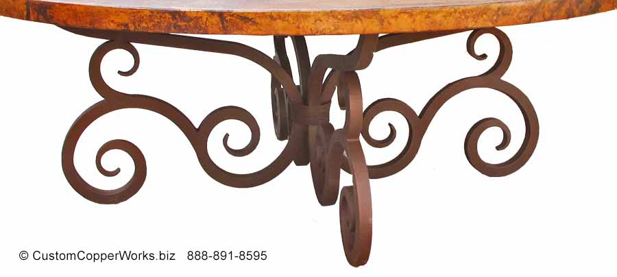 48cc-round-copper-dining-table-santa-fe-style-forged-iron-table-base.jpg