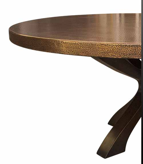 We have been fulfilling custom copper furniture orders for happy customers — designers, furniture manufacturers and style-conscious individuals — since 2006.