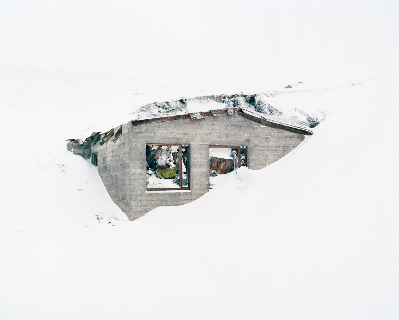 Austurgerði 13, Vestmannaeyjar, 2015.  Project Statement