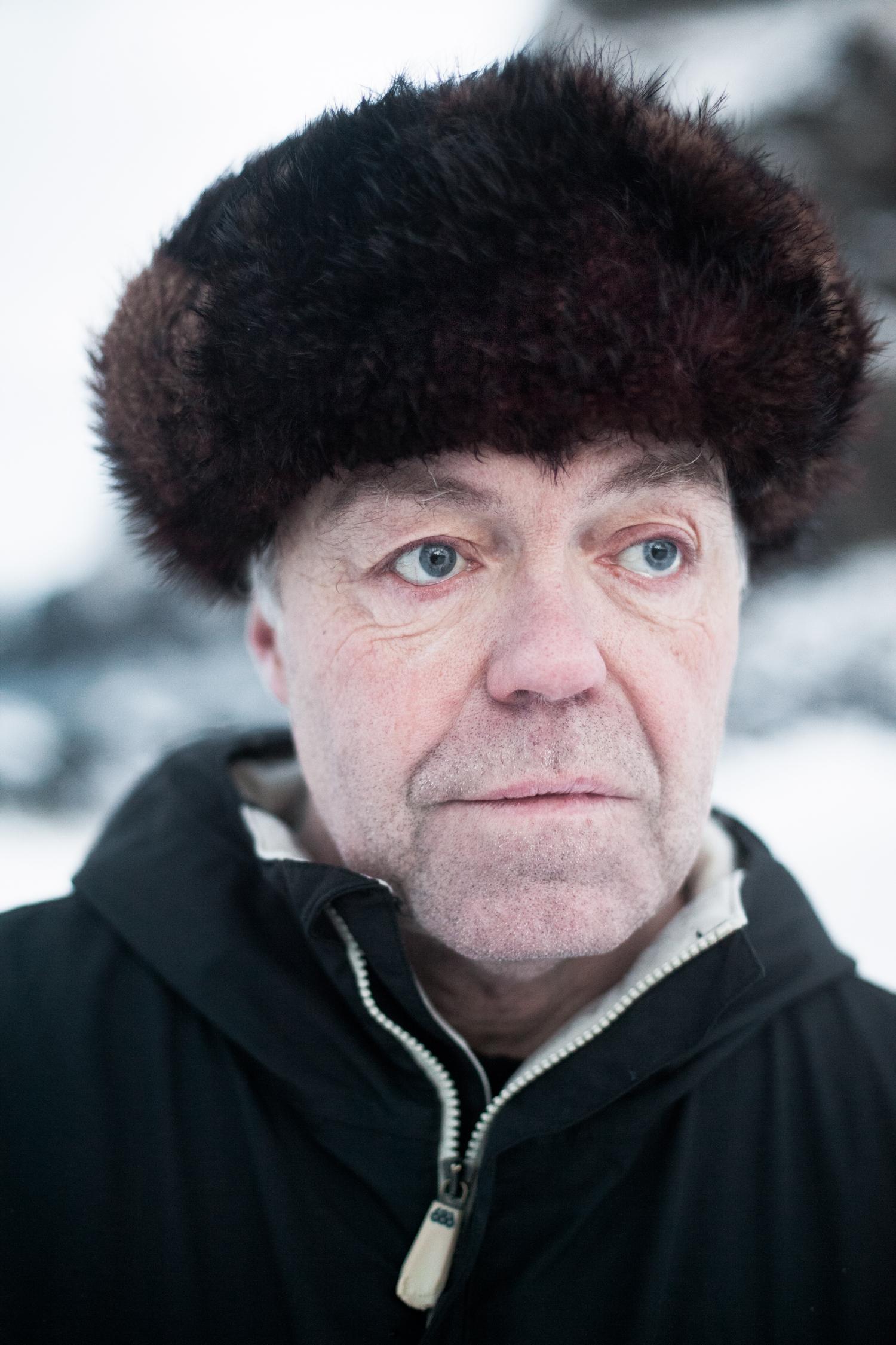 Páll Einarsson, Vestmannaeyjar, 2015.  Project Statement