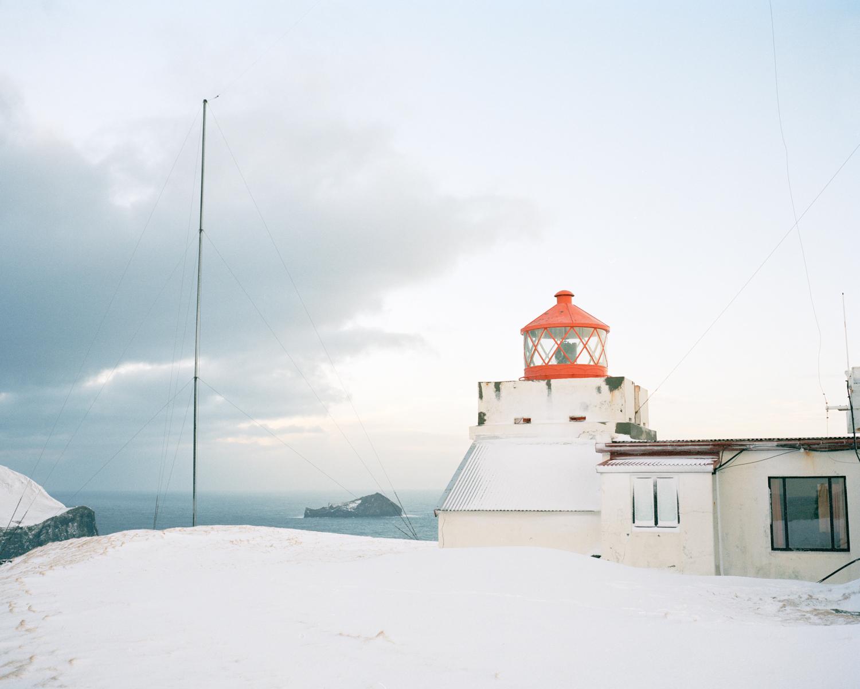 Stórhöfði Lighthouse, Vestmannaeyjar, 2015.  Project Statement