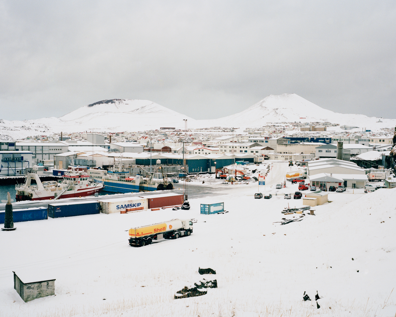 Eldfell & Helgafell, Vestmannaeyjar, 2015.  Project Statement