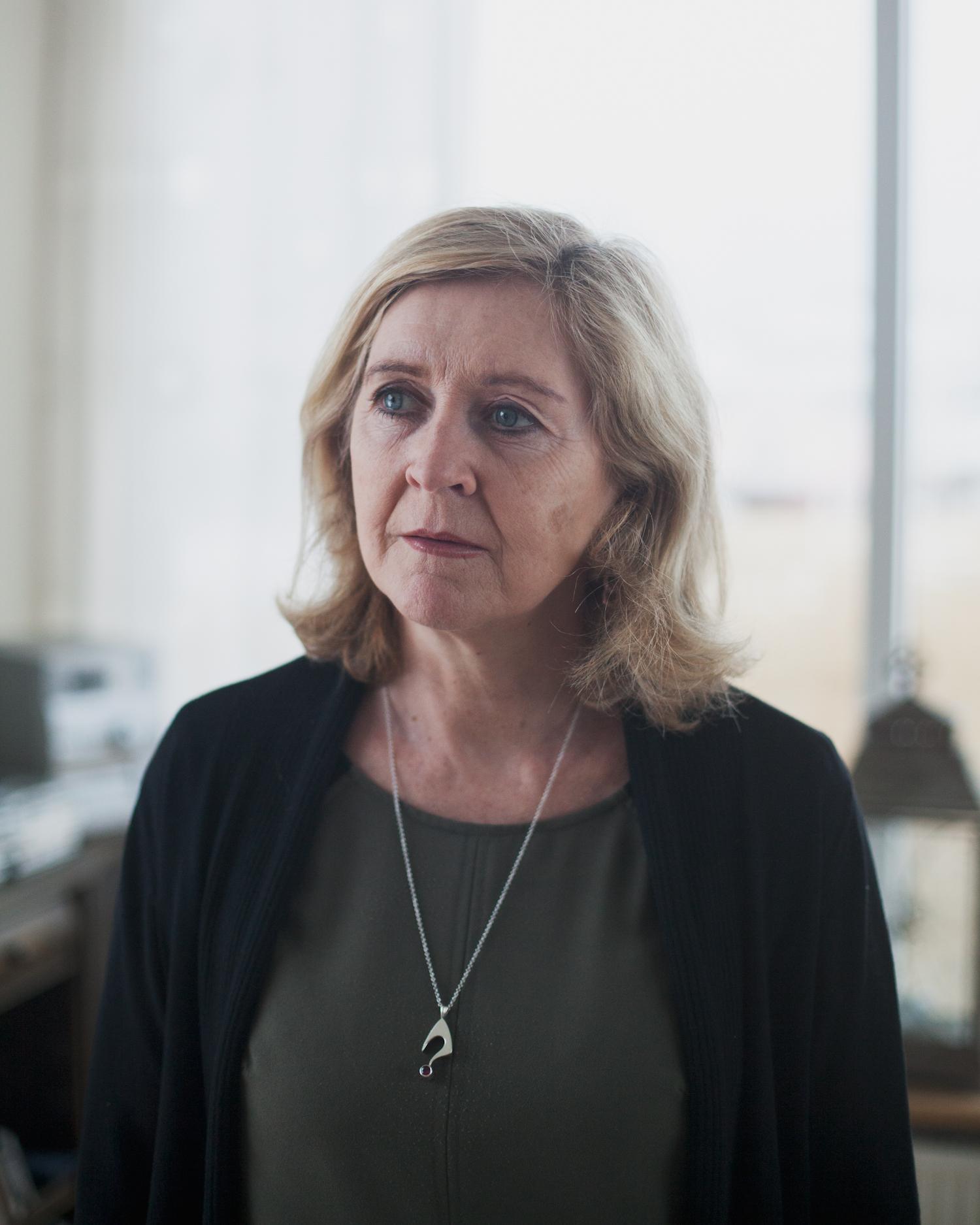 Kristín Jóhannsdóttir, Vestmannaeyjar, 2015.  Project Statement