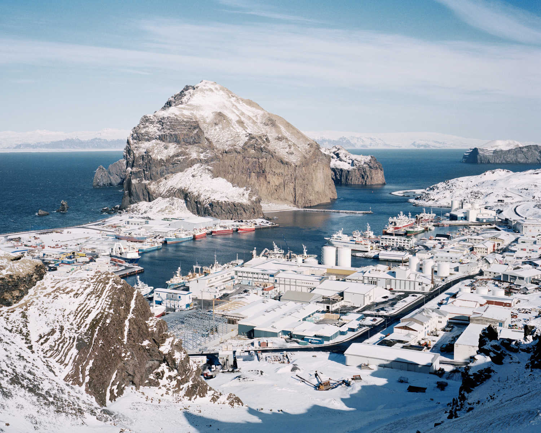 Port Vestmannaeyjar, Vestmannaeyjar, 2015.  Project Statement