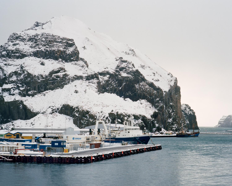 Heimaklettur, Vestmannaeyjar, 2015.  Project Statement