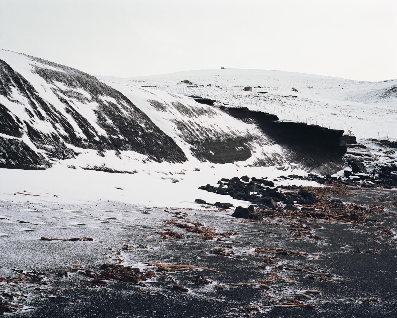 Víkin #2, Vestmannaeyjar, 2015.  Project Statement