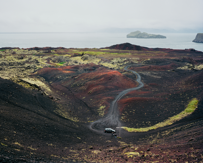 Nýja Hraun #2, Vestmannaeyjar, 2014.  Project Statement