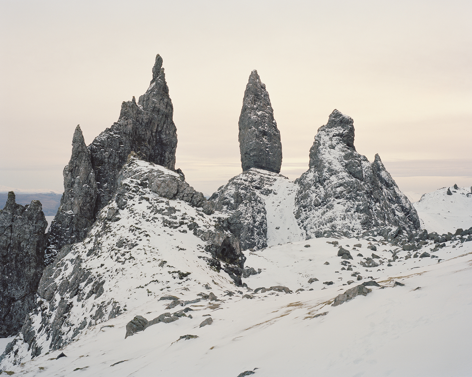 The Storr, Isle of Skye, 2016.  Project Statement