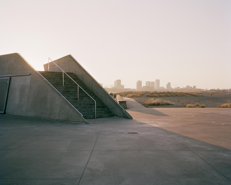 Amager Strandpark, Copenhagen, 2018.  Project Statement