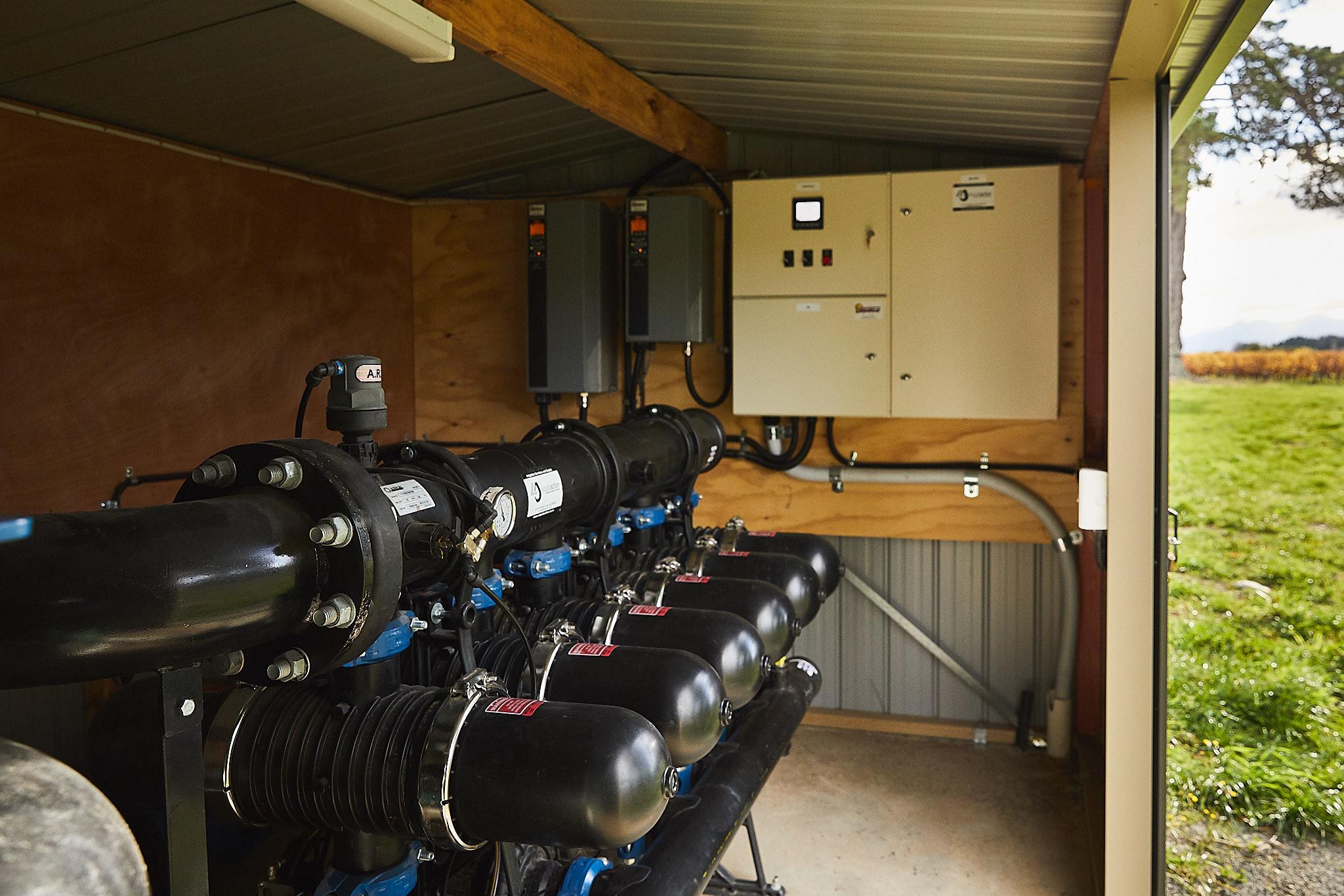 Pumps & Filtration - • Commercial & Domestic Pumps• Irrigation Pumps• Effluent Pumps• Commercial & domestic filtration