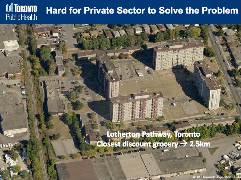 Credit: Brian Cook/Toronto Public Health