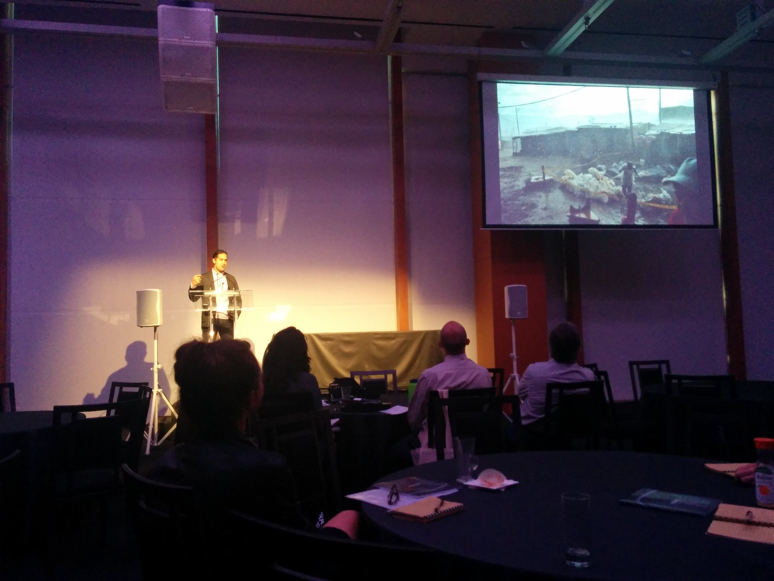 Nicholas Waissbluth on community architecture in Medellin