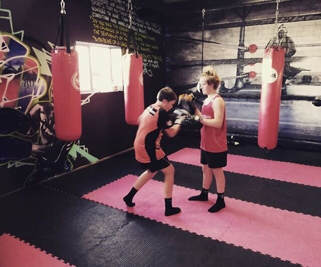 Kids classes are back in full swing (obvious pun intended 😂) Suitable for 8 to 14 year olds  Get your kids involved