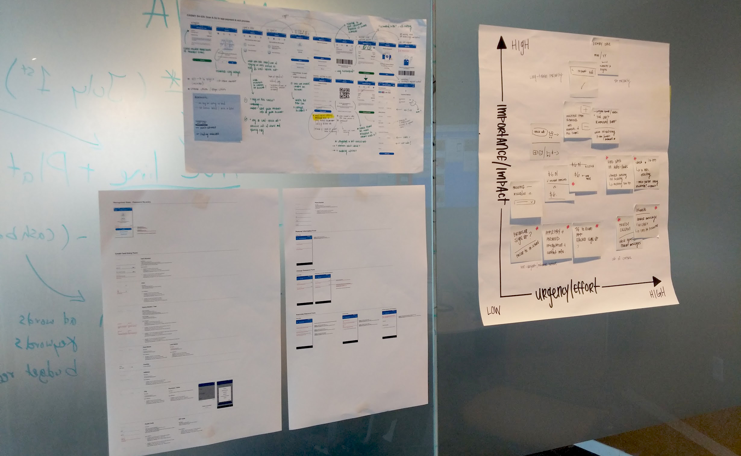 Overview of design recommendations presented at synthesis share out and demo