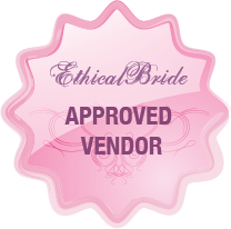 Ethical Bride Approved Vendor