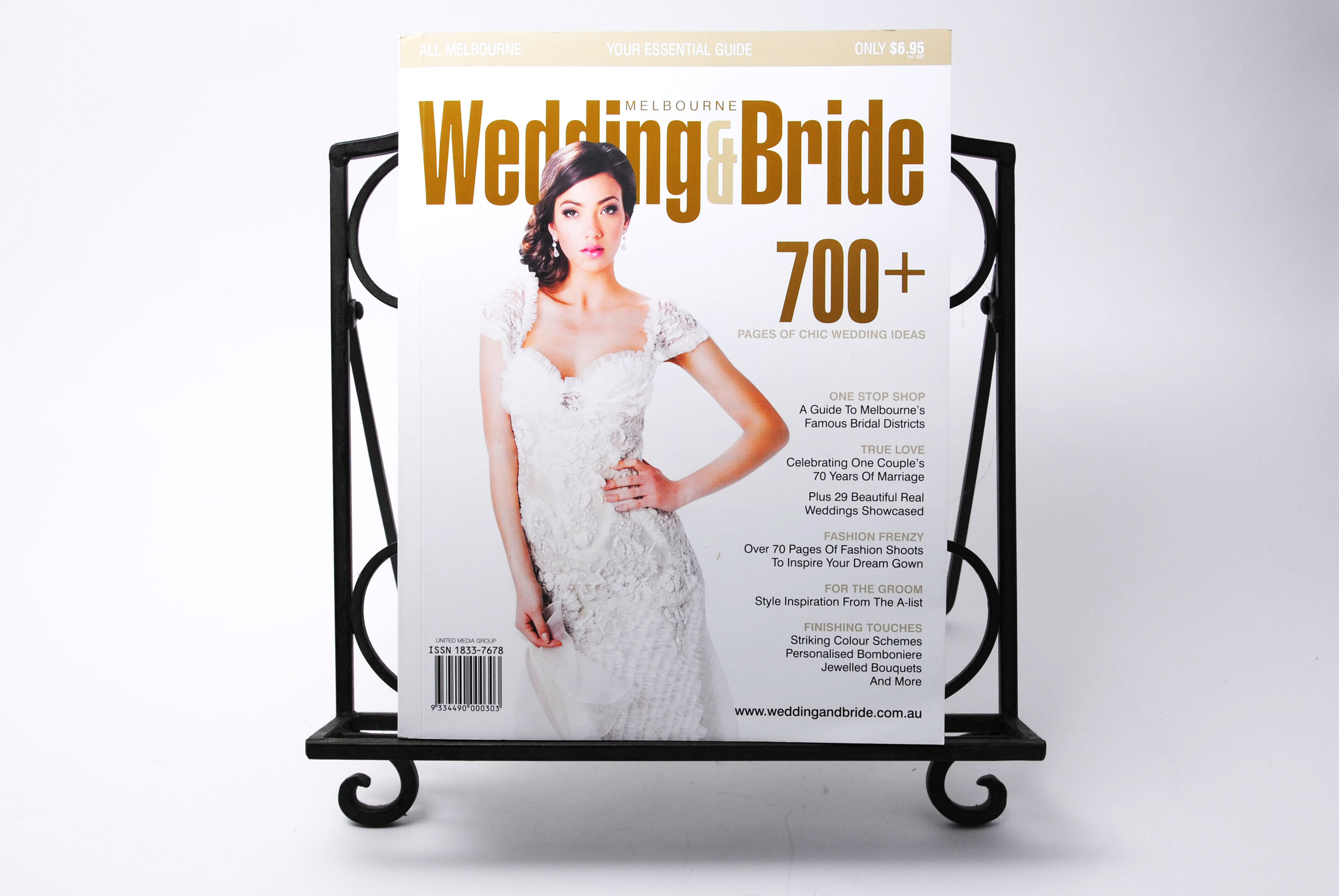 Wedding & Bride Magazine