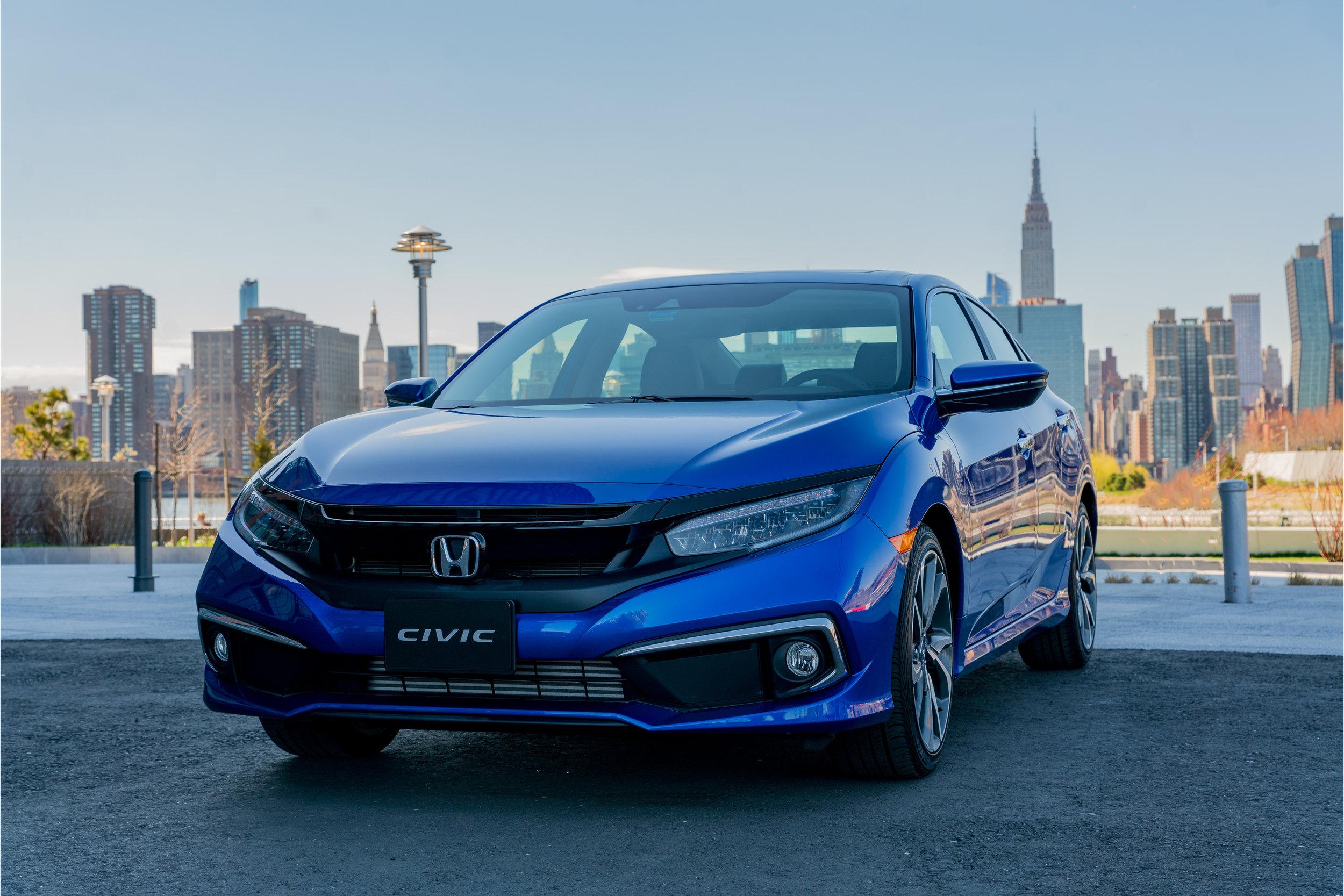 Honda Civic Commercial >> Commercial Illkoncept